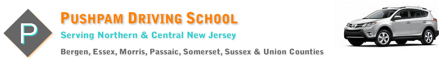 Pushpam Driving School NJ - New Jersey Auto Driving School Somerset County Driving School